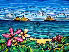 Colleen Wilcox, Hawaii artist