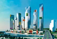 Abu Dhabi Architecture | Saraya Abu Dhabi is aiming for completion in 2013.