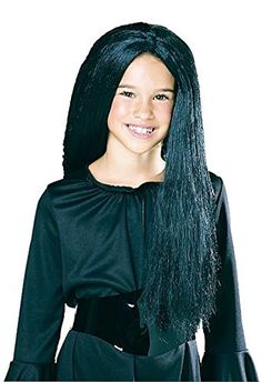 Paper Magic Group Witch Wig,One Size Fits Most * Read more at the image link. (This is an affiliate link) #WigsDressUpToys