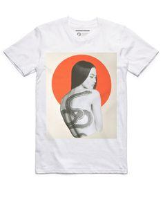 Camiseta Aesthetic Irezumi - #camisetamasculina #camisetasestampadas #camiseta #graphictees #tshirt #aesthetic #linoleum