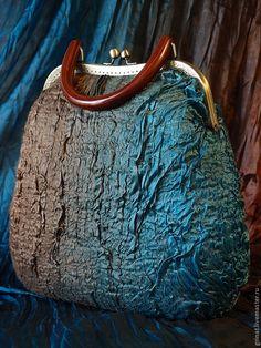"""Torebki ręcznie.  Fair Masters - handmade bag """"w dni powszednie Królewskie"""".  Handmade."""