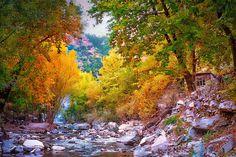 Autmn river   Kaz mountains by AylinKinacioglu #fadighanemmd