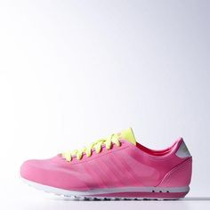 buy popular cd9f0 702e7 ZAPATILLA ADIDAS GROOVE TM FUXIA   AMARILLO FLUOR