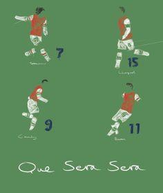 Que Sera Sera / Arsenal FA Cup run / Cat Forbes