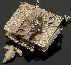 It's a teeny tiny book!