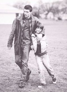 Young Sam and Dean ^^