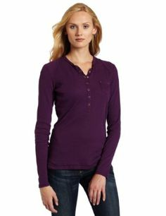 Dickies Women's Long Sleeve Rib Henley Shirt Henleys, Henley Shirts, Colored Jeans, Plus Size Outfits, Shirt Style, Fall Outfits, Long Sleeve Shirts, Tunic Tops, My Style