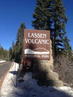 Lassen Volcanic National Park (Mineral, CA)  Minimum 3 hrs. stay over night.
