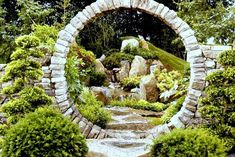 Moongate/Earthgate.. How magical* let's pass in the arch of oneness with all life and unity with Gaia* -Elaya Gaia