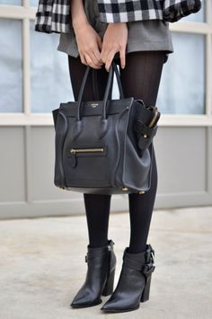 boots and bag... <3 #style #fashion