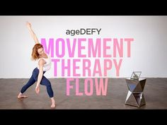 AgeDEFY Movement Therapy was developed to keep the body young and mobile. Learn key movements to prevent injury and stay mobile. Enjoy this free class.