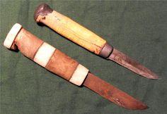 KNIV, LAPPLAND/SAME/JÄGARE på Tradera.com - Knivar från Europa   Knivar