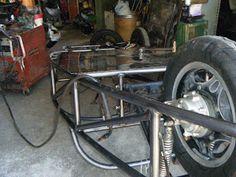 CycleCar Build: Flip it over