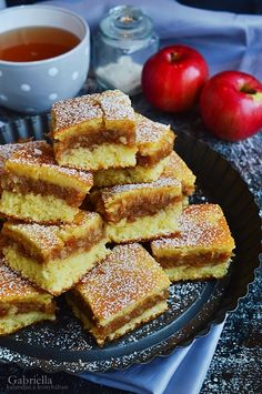 Baking Recipes, Cake Recipes, Hungarian Recipes, Special Recipes, Cookie Desserts, Creative Cakes, Winter Food, Cake Cookies, French Toast