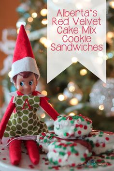 The Elves' 12 Days of Christmas Cookies (Day Ten)