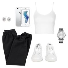 """yaaiss✊"" by aniyahg ❤ liked on Polyvore featuring Topshop, adidas, Calvin Klein, women's clothing, women, female, woman, misses and juniors"