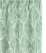 Check this out! Curtain panels in woven cotton fabric with a printed pattern and wide, cased heading. Pack contains two curtain panels. - Visit hm.com to see more.