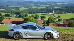 Porsche Cayman GT4 - Neuwagen.de