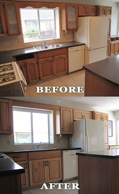 Kitchen cabinet refacing cabinet refacing and refacing kitchen