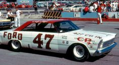 A.J.Foyt 1965 Milwaukee FORD GALAXIE 1965/66 PICTURES