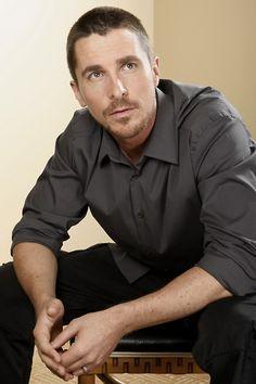 Christian Bale no hay palabras... <3