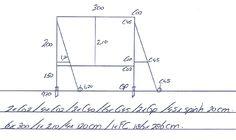Buisframe - vrijstaand spandoek-steigerdoekframe met full colour spandoek - 200x300 cm en 150 cm boven maaiveld - Vision-line