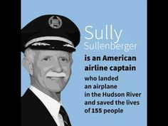 What's the story behind Sully Sullenberger? - YouTube
