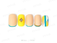 Best fake nails I've ever seen