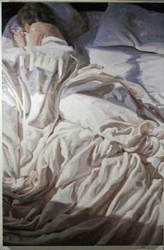 Alyssa Monks Switch the sides of the bed and it's how much space is left and you're not there to fill it.