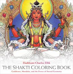 you reed book: The Shakti Coloring Book