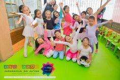 Clase de Ballet Para niñas en Bogota