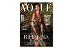 #Rihanna #Vogue Brazil 39th anniversary issue