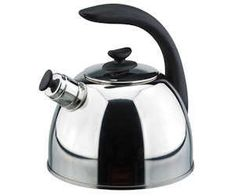 How to Clean the Inside of a Stainless Steel Teapot
