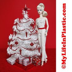 Merry Christmas and Happy Holidays from MyLifeInPlastic.com! #photooftheday #instagood #iphoneonly #picoftheday #bestoftheday #instadaily #cute #Barbie #doll #Barbiedoll #Skipper #Christmas #Holiday #ChristmasTree #WarOnChristmas #Mattel #Kawaii #NewYork | Flickr - Photo Sharing!