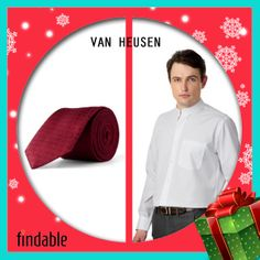 Which of these would you like to gift your dearest Father for #Christmas from @Van Heusen? He can wear this for the midnight mass too. Re-pin for a tie & LIKE for a shirt.
