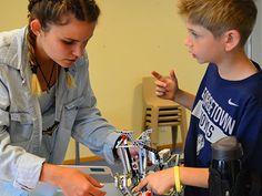 Tabara de STEM Elvetia. Robotica, Stiinte, Limbi straine - Mara Study