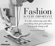 Find more #fashion #quotes and #wisdom on modeconnect.com