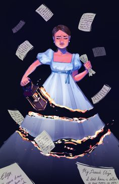 """i'm re-reading your letters and watching them burn"" -burn -first burn Hamilton Musical, Hamilton Broadway, Alexander Hamilton, Hamilton Eliza, Theatre Nerds, Musical Theatre, Theater, Fandoms, Hamilton Drawings"