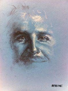 Bradley Cooper charcoal by AATheOne.deviantart.com on @DeviantArt
