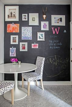 21 DIY Chalkboard Paint Ideas That Are Brilliantly Creative