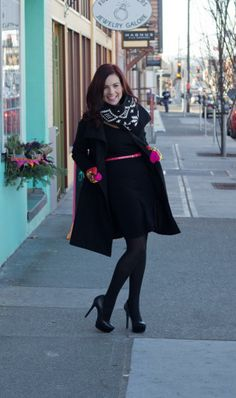 My Style: Pops of color