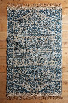 Anthropologie Alondra Rug