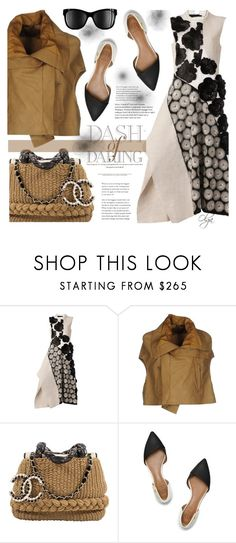 """Summer is Comming"" by olga1402 on Polyvore featuring Marni, Rick Owens, Karl Lagerfeld, Tory Burch, Chanel and basketbags"