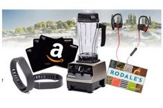 Rodale's New Year, New You, New Zealand Sweepstakes & Instant Win Game