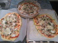 Pizza rustic italiano