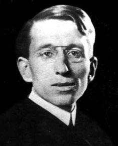 GUIDO GOZZANO, italian poet - Una rara immagine con gli occhiali
