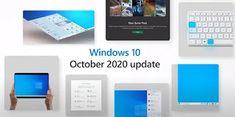 L'aggiornamento delle funzionalità di Windows 10 di Ottobre 2020 è disponibile per tutti a partire da oggi. L'installazione di questa nuova versione può essere fatto, tramite aggiornamento, su tutti i PC Windows 10 che eseguono la versione 1903 e successive. Si tratta del secondo Update dell'anno dopo l'aggiornamento di Maggio 2020, che porta Windows 10 alla versione 2009.   L'installazione sarà molto rapida se si parte dalla versione precedente (la 2004), un po' più lenta se si parte da…