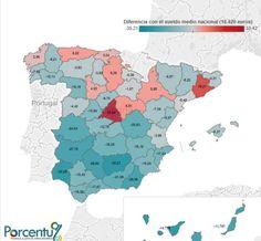 Las nóminas han perdido de media de 1.100 euros anuales en 4 años, denuncia el PSOE