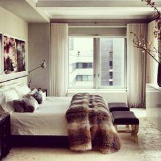 Bedroom Interior Designs (66)   https://www.snowbedding.com/