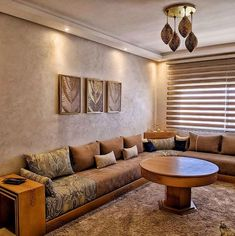 Corner Sofa Living Room, Living Room Sofa Design, Bedroom Furniture Design, Cozy Living Rooms, Living Room Designs, Small House Interior Design, Home Room Design, Sala Indiana, Design Marocain